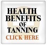 health benefits tanning Tanning is not just a way to help you look good it also good for your health indoor tanning was originally developed in europe as a way to help people who were unable to get out into the sunshine obtain the benefits of sun exposure.