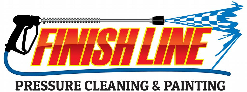 Finish Line Logo From Finish Line Car Wash In Fort