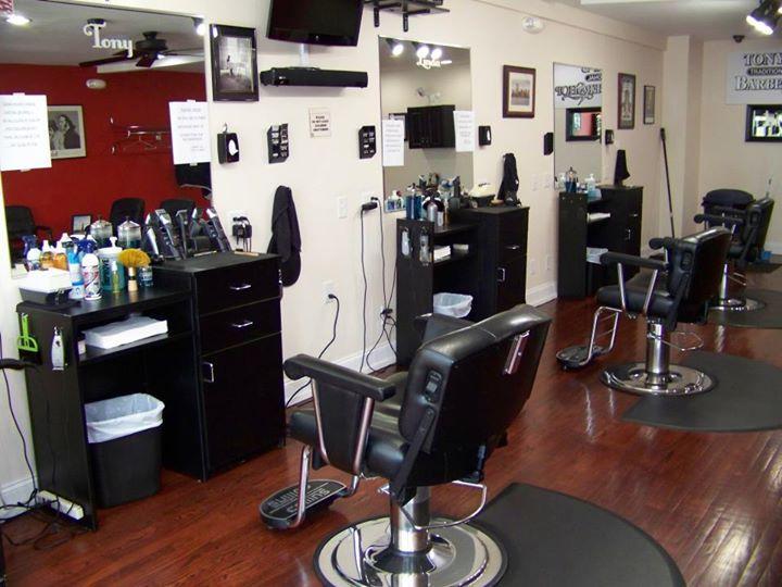 Tonys Traditional Barber Shop - Matawan NJ 07747 732-566-2212