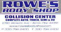 Rowe's Body Shop - Akron, OH
