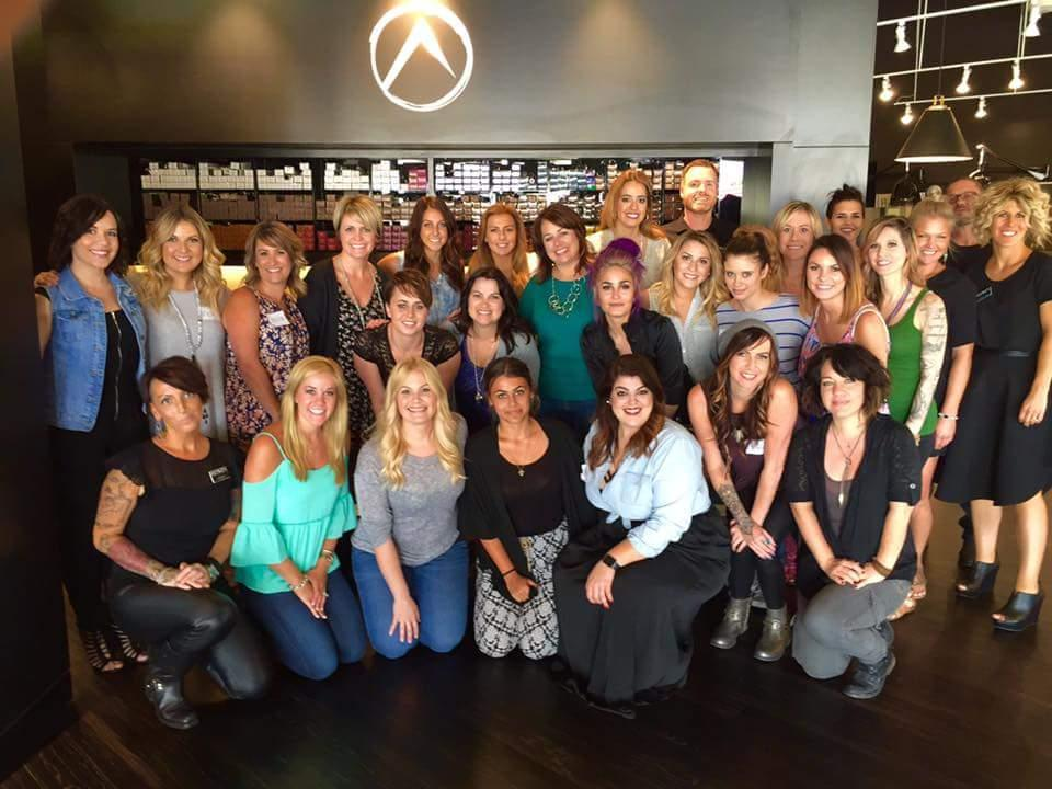 New identities hair studios of tampa tampa palms south - Hair salon albuquerque ...