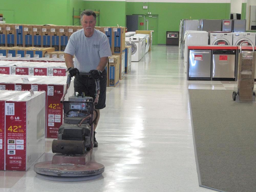 Commercial floor cleaning services cincinnati from tcs for Floor cleaning services