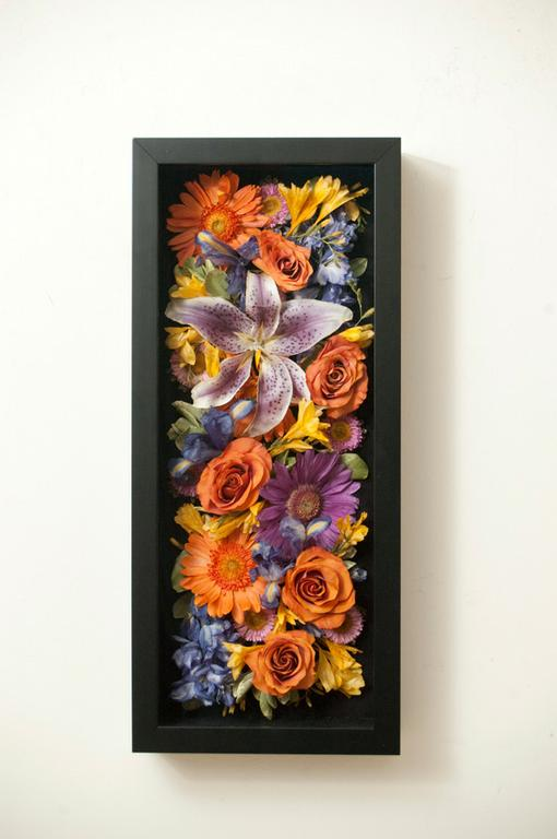 Dried Shadow Box: ...