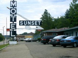 Sunset Motel - Athens, OH