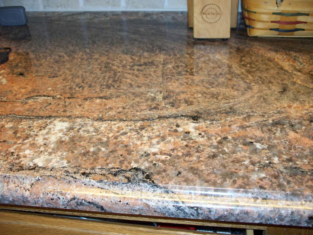 Granite Edges : Granite Edge Ogee