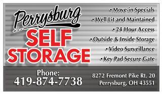 Perrysburg Self Storage - Perrysburg, OH