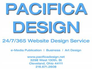 Pacificadesign.net - Cleveland, OH