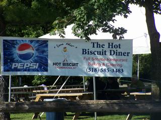 Hot Biscuit Diner - Ticonderoga, NY