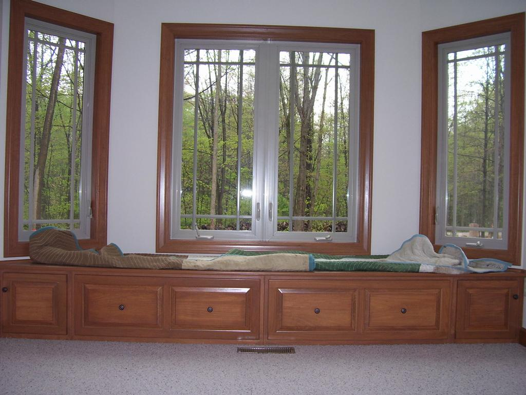 Master Bedroom Window Seat Pictures