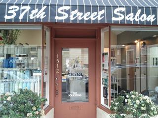 37th street salon portland or 97214 503 238 4056
