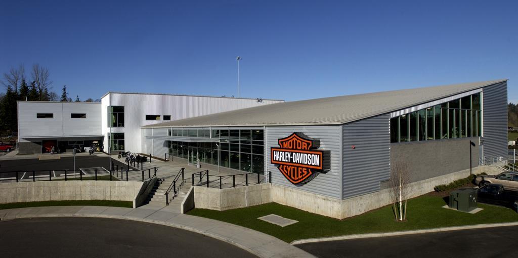 Latus Motors Harley Davidson Inc Gladstone Or From Esi