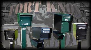 Fort Knox Mailbox - Grants Pass, OR