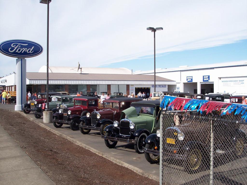 Ford Dealer Car Rental Autos Post