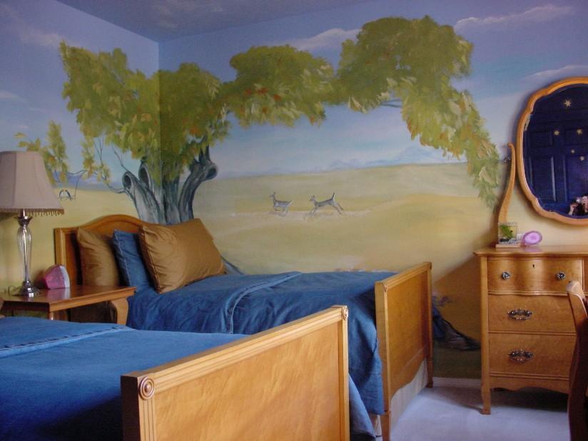 Melissa Barrett Paint Design Wall Murals Portland Or 97223 503 997 9935