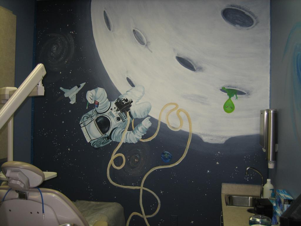 28 space themed wall murals melissa barrett paint design space themed wall murals melissa barrett paint design wall murals portland or