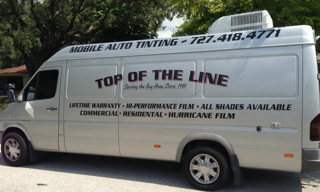 mobile window tinting business plan