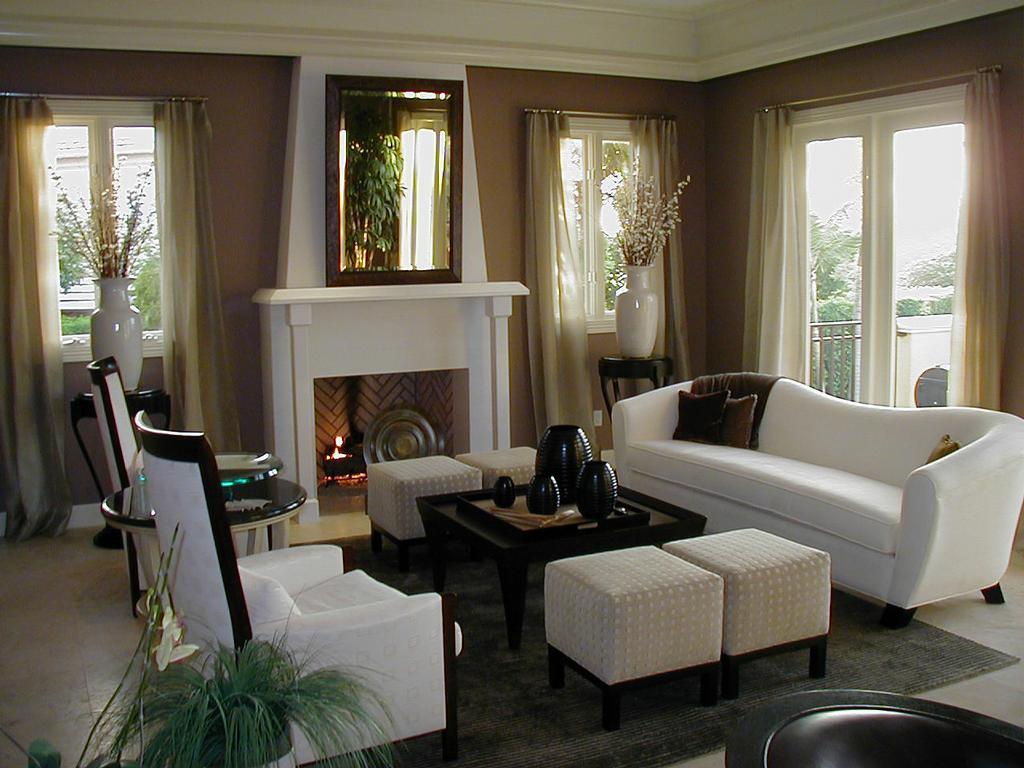 by amatojohnson designs inc - Living Room Miami