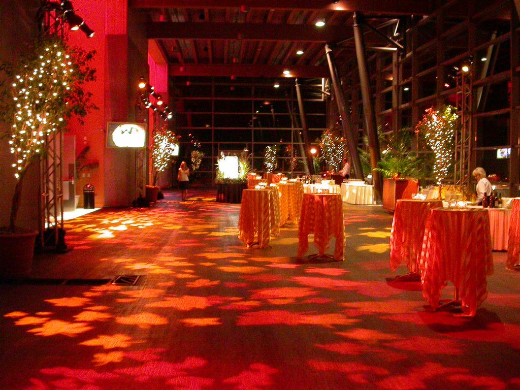 Pictures for hollywood lighting services inc in portland for Table decor international inc
