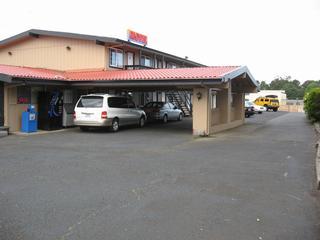 Newport Motor Inn - Newport, OR