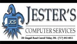 Jester's Computer Svc - Fairfield, PA