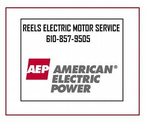 Reels electric motor service coatesville pa 19320 610 for Small electric motor repair near me