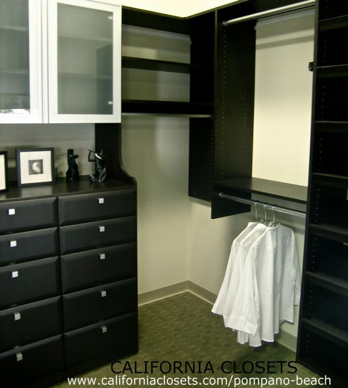 Walk In Closet. Murphy Bed By California Closets