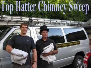 Top Hatter Chimney Sweep Collegeville Pa 19426 610 469