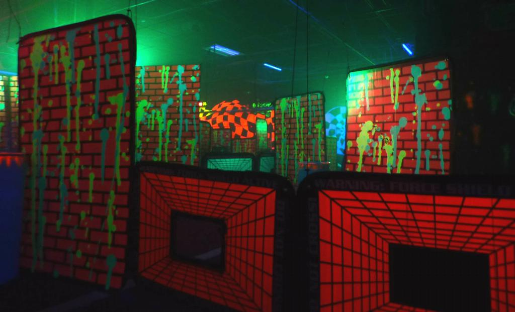 Arena Shot 1 From Laser Storm Laser Tag In Pittsburgh Pa
