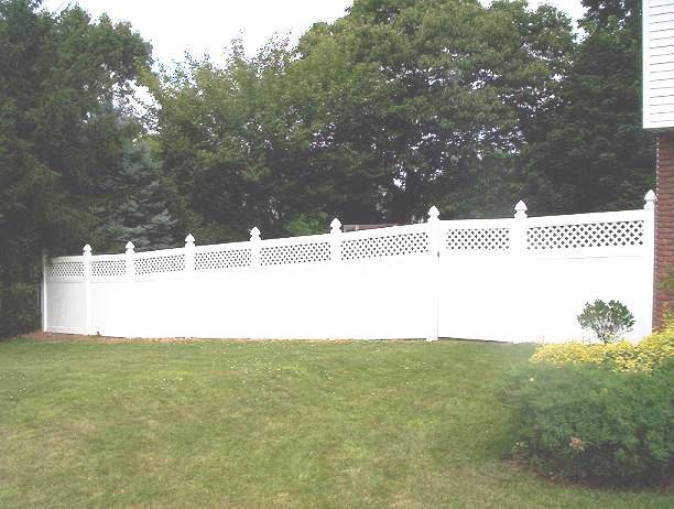 Boston Fence Company – Discount Wood Vinyl  Aluminum Fencing
