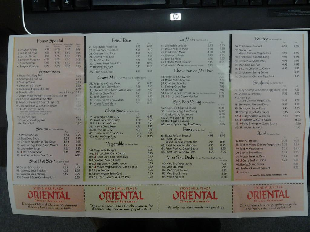 Chinese Restaurants Columbia Ave Lancaster Pa