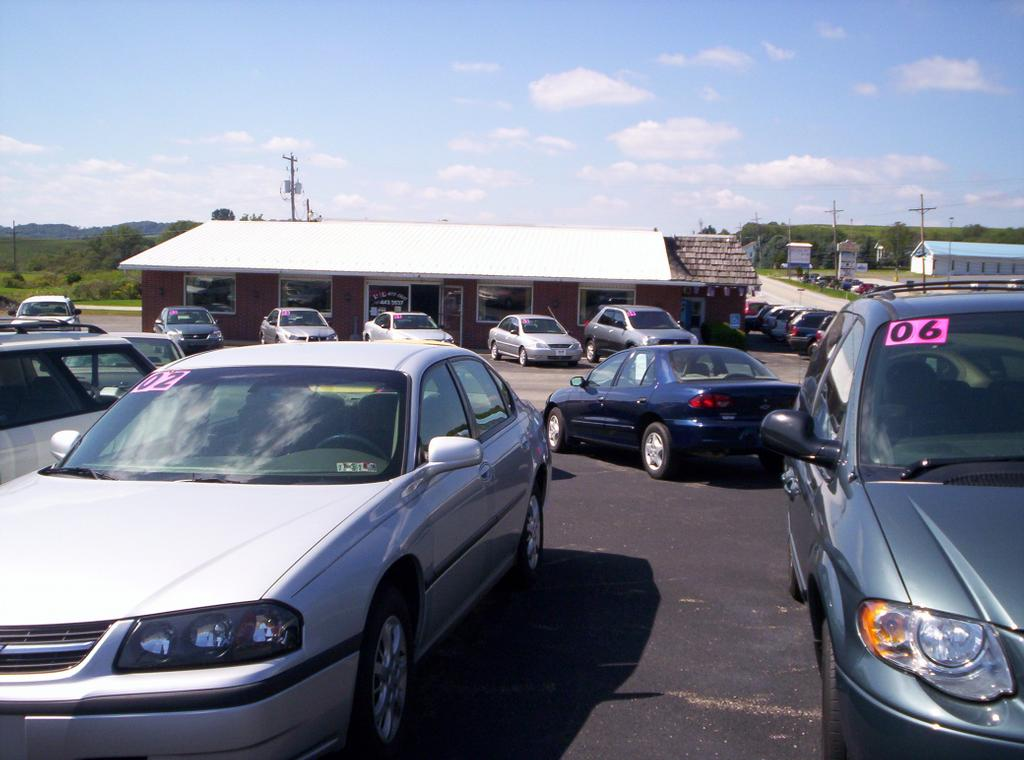 Used Car Dealers In Somerset Pa