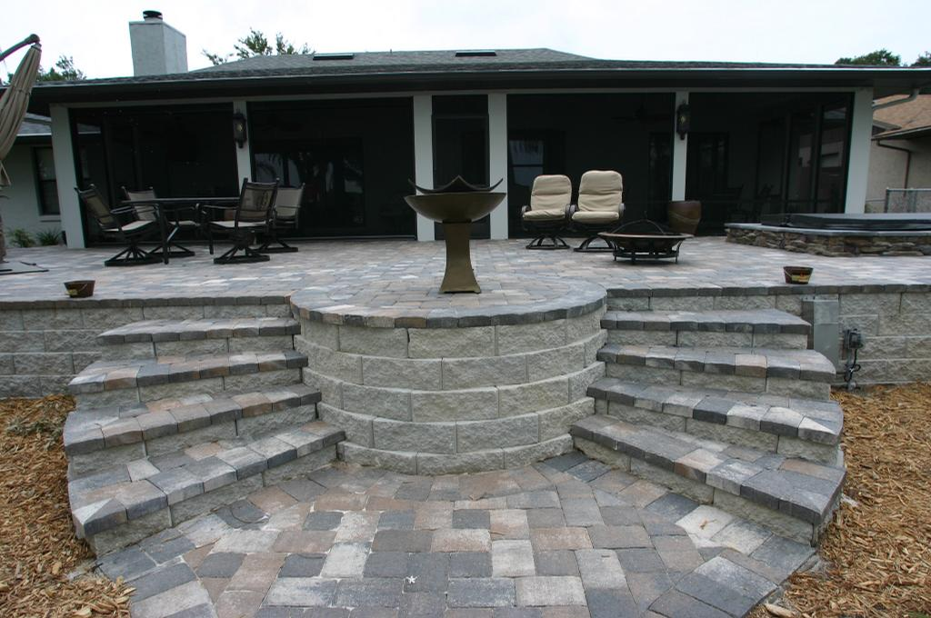patio paver from orlando brick pavers inc in orlando fl 32808