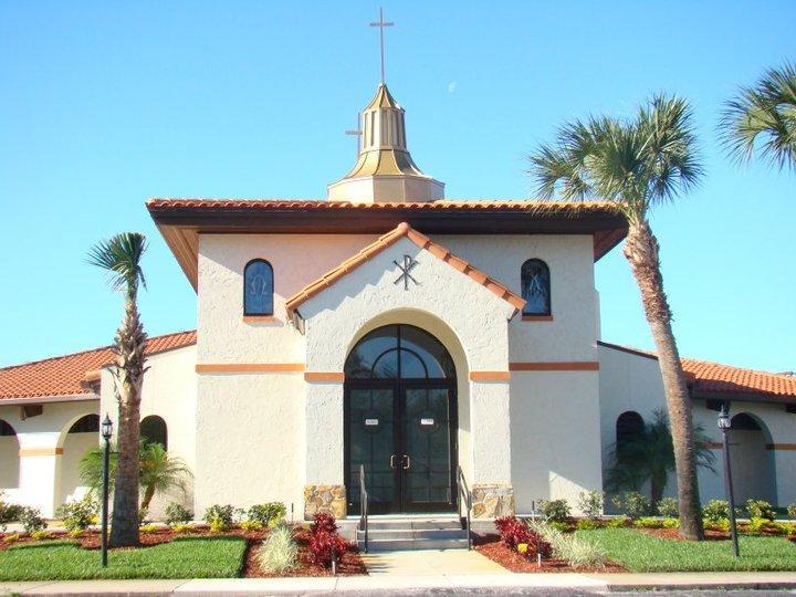 St Thomas Aquinas Catholic Church Saint Cloud Fl 34769