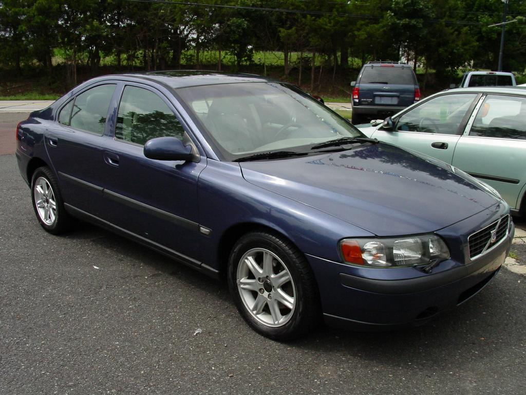 2001 Volvo S60 Sedan Mpg