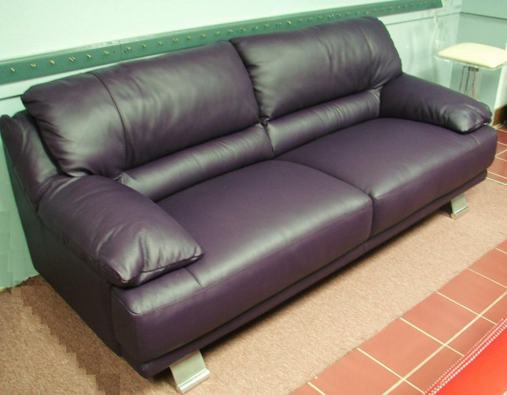 Memorial day sale italsofa leather sofa from for Furniture sofa sale