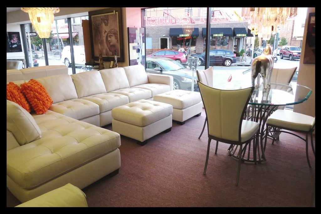 Presidents Day Furniture Sale Natuzzi White Sofa Jpg From