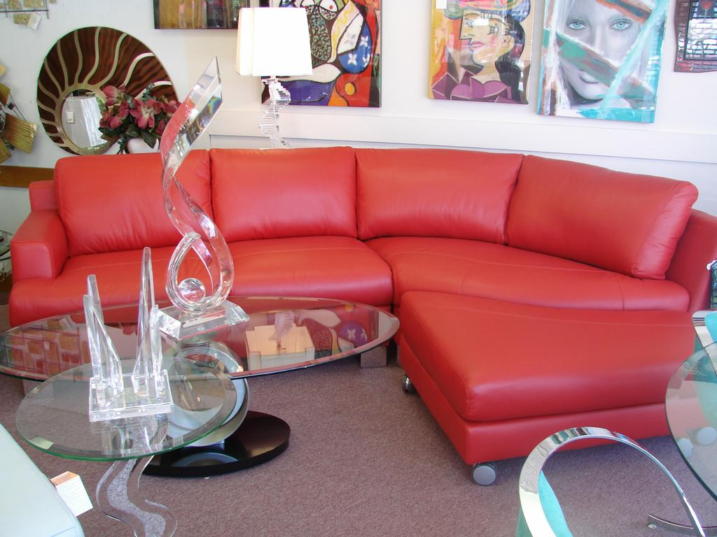 Thanksgiving Day Sale Italsofa I353 Red Sofa Jpg From