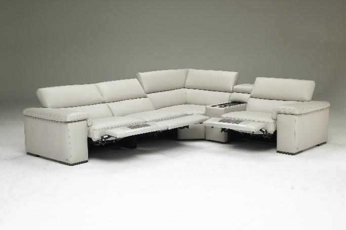 memorial-day-sale-natuzzi-B620-leather-sectional open.jpg from Interior Concepts Furniture in ...