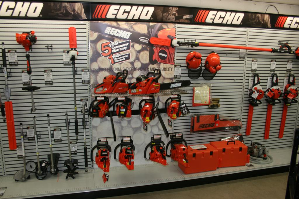 Echo Display 004 From Bills Outdoor Power In Red Lion Pa