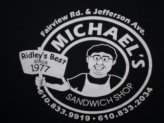 Michael's Sandwich Shop - Woodlyn, PA