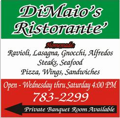 DiMaio's Ristorante' - Rural Valley, PA