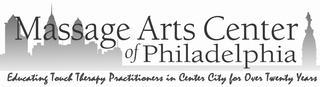 Massage Arts Ctr-Philadelphia - Philadelphia, PA