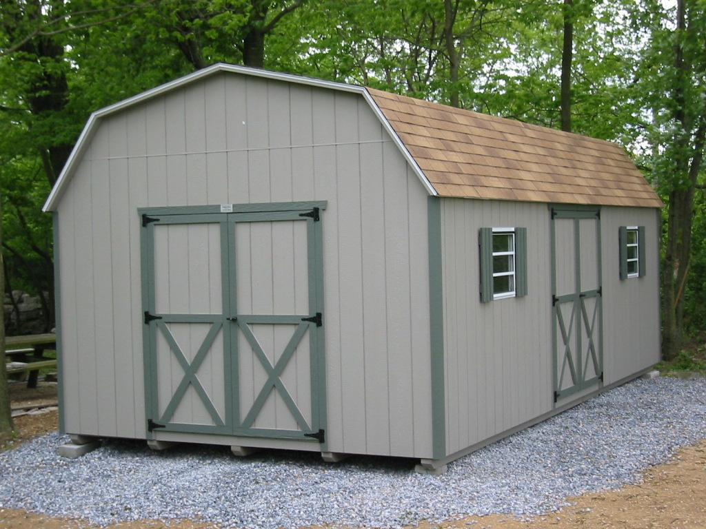 Timber mill storage sheds greencastle pa 17225 717 597 for Barn storage shed