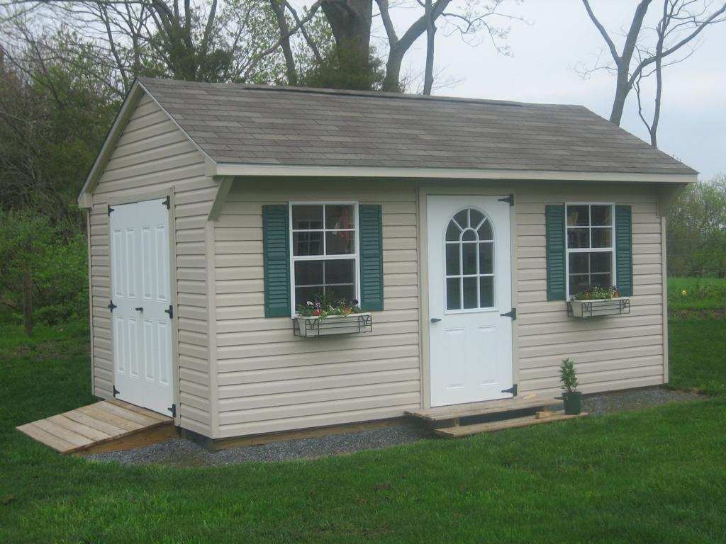 Pictures for timber mill storage sheds in greencastle pa for Storage house for backyard