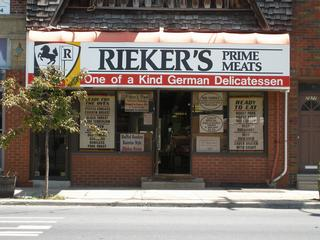Rieker's Prime Meats - Philadelphia, PA