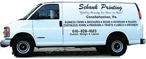 Schank Printing - Conshohocken, PA
