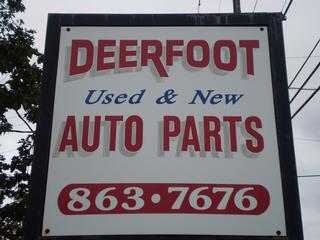 Deerfoot Used Auto Parts Inc - Wind Gap, PA