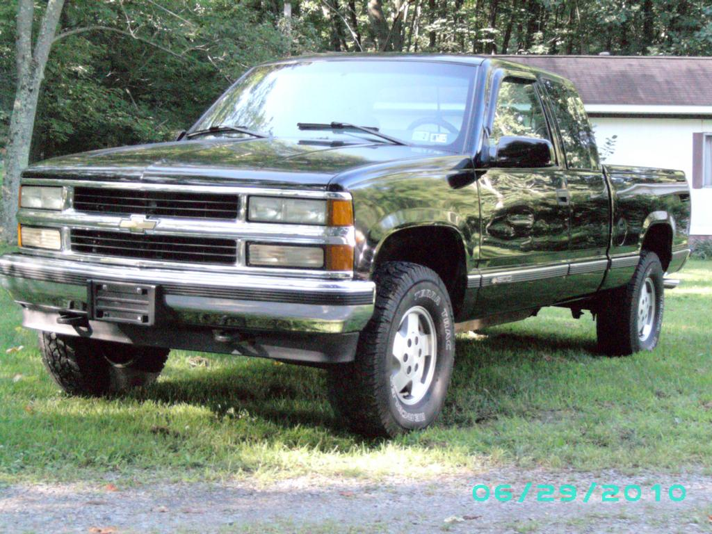 Newport Chevrolet Accessories >> 1997 Chevy k1500 from Smileys Notary & Auto Detailing in Newport, PA 17074