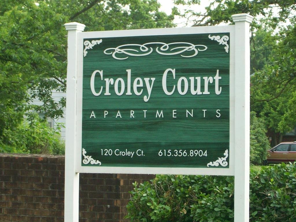 Croley Court Apartments Llc Nashville Tn 37209 615 356