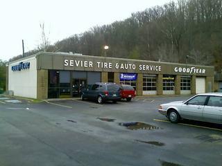Sevier Tire & Auto Service - Nashville, TN